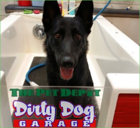 The Dirty Dog Garage